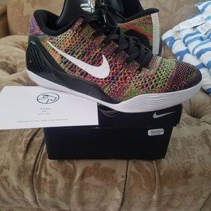 Nike Kobe 9 ID multi-color